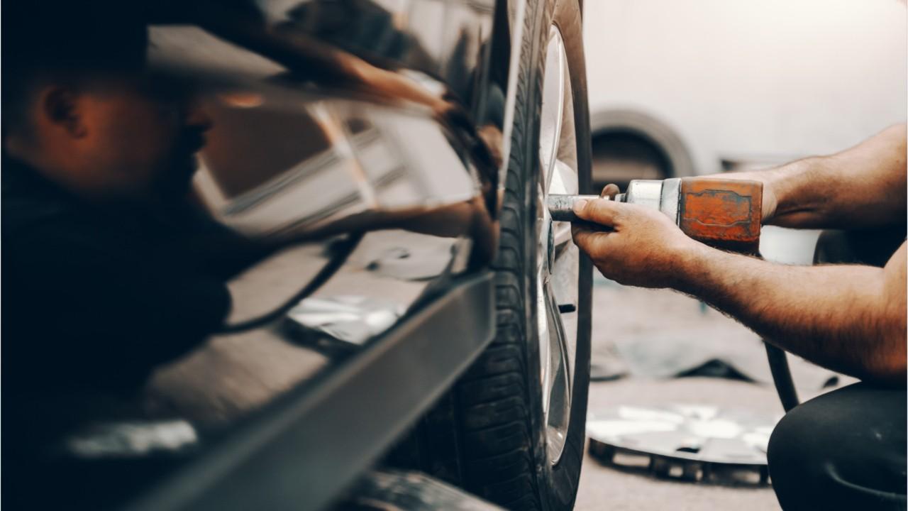La pose des pneus d'été n'est pas un service prioritaire