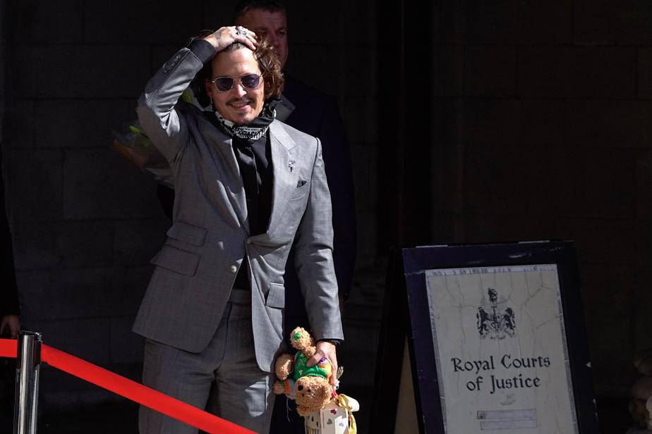 Dernières répliques au procès de Johnny Depp contre le Sun