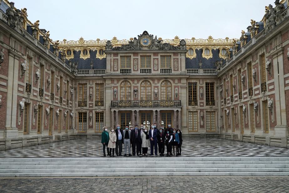 Le château de Versailles en quête de soutien et de renouveau