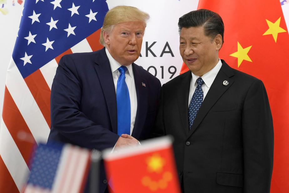 La Chine et les États-Unis s'entendent sur une trêve commerciale