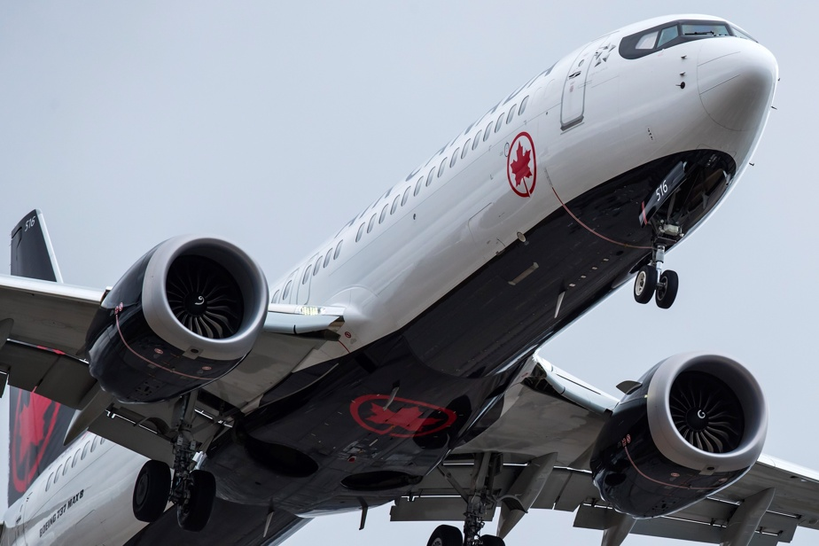 Ottawa autorise le Boeing 737 MAX à voler