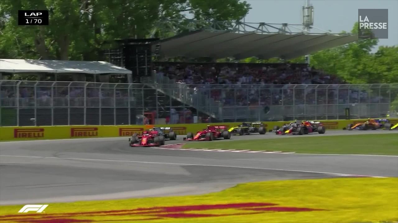La F1 veut 6 millions de plus pour une course à huis clos