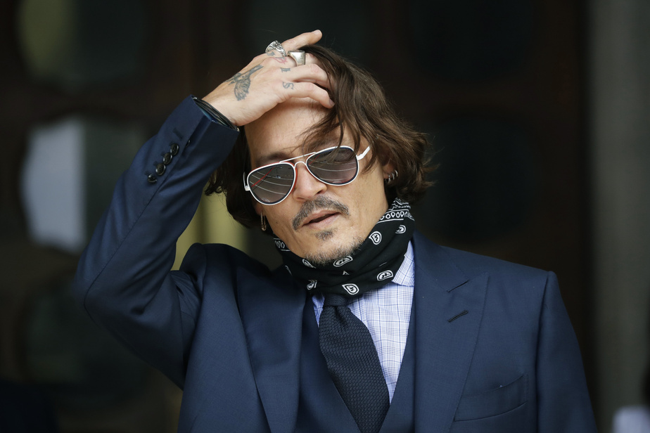 Johnny Depp perd son procès en diffamation contre le « Sun »
