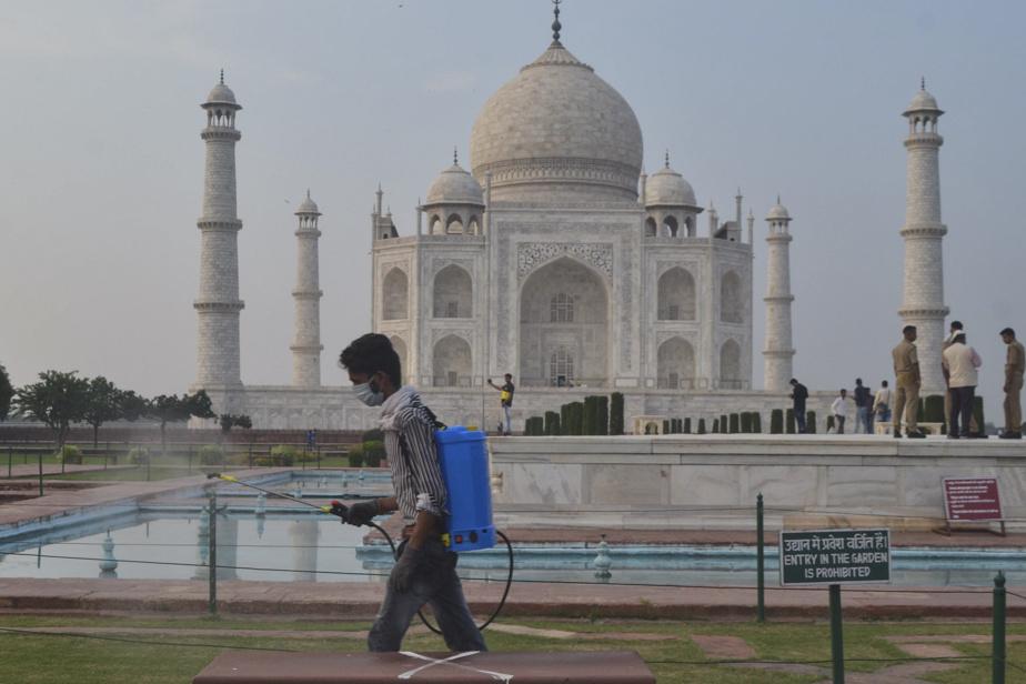 L'économie du tourisme de retour à son niveau de 1990