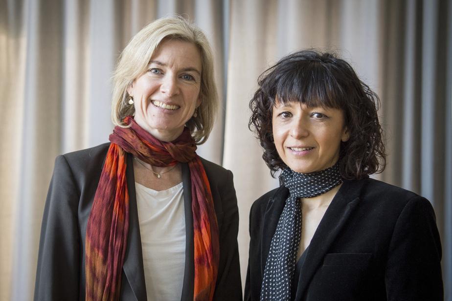 Le Nobel de chimie remis à deux chirurgiennes des gènes