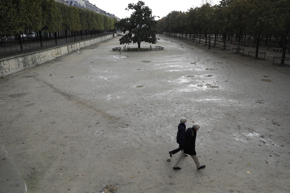 Couvre-feu nocturne dans plusieurs grandes villes de France