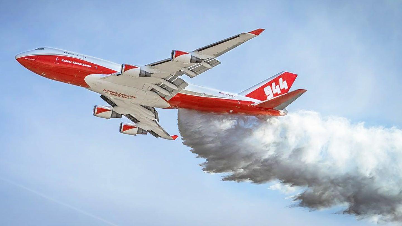 Le plus gros avion anti-feux de forêt au monde a peut-être fait son dernier vol