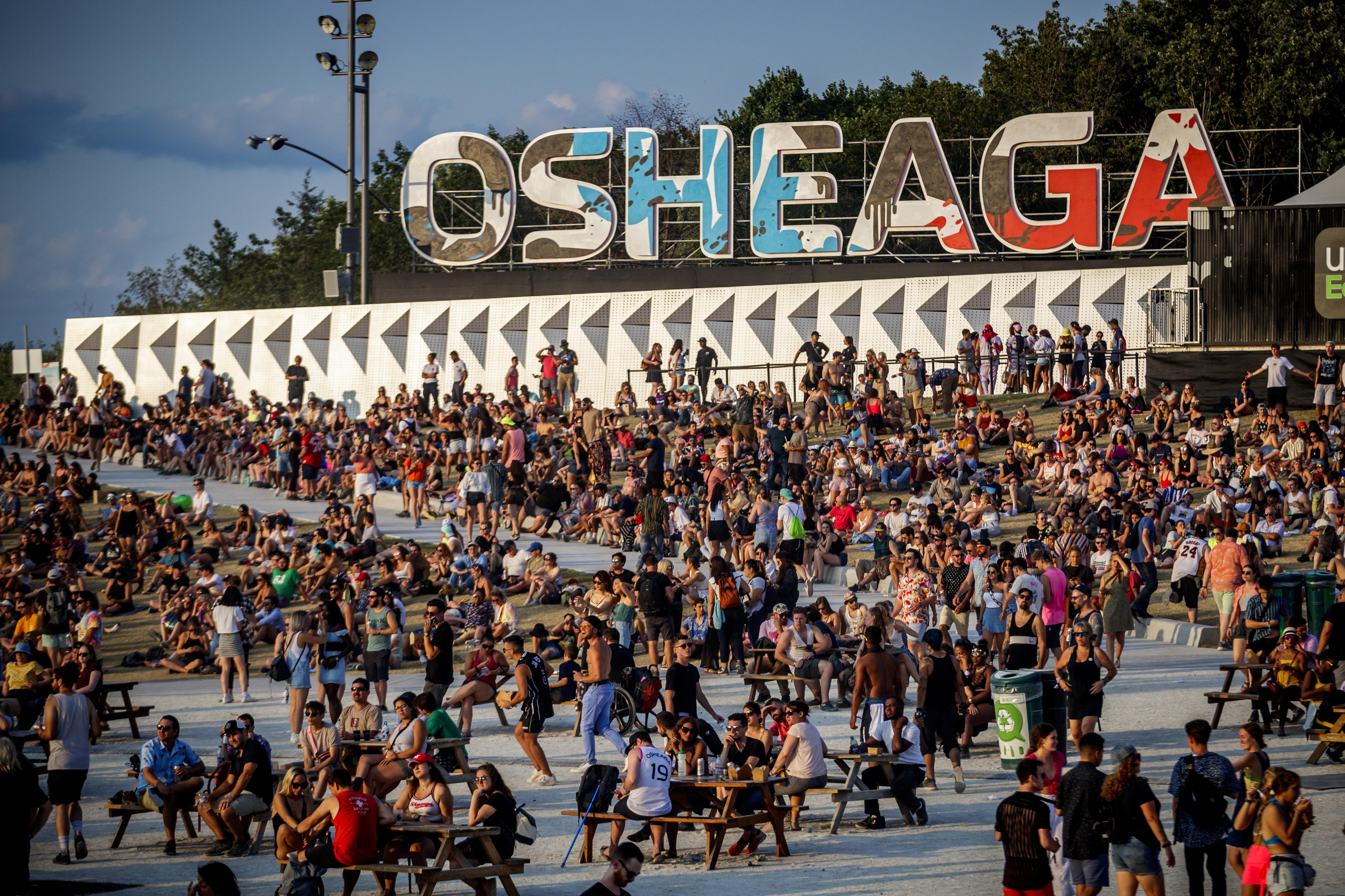 Le festival Osheaga reporté en 2022