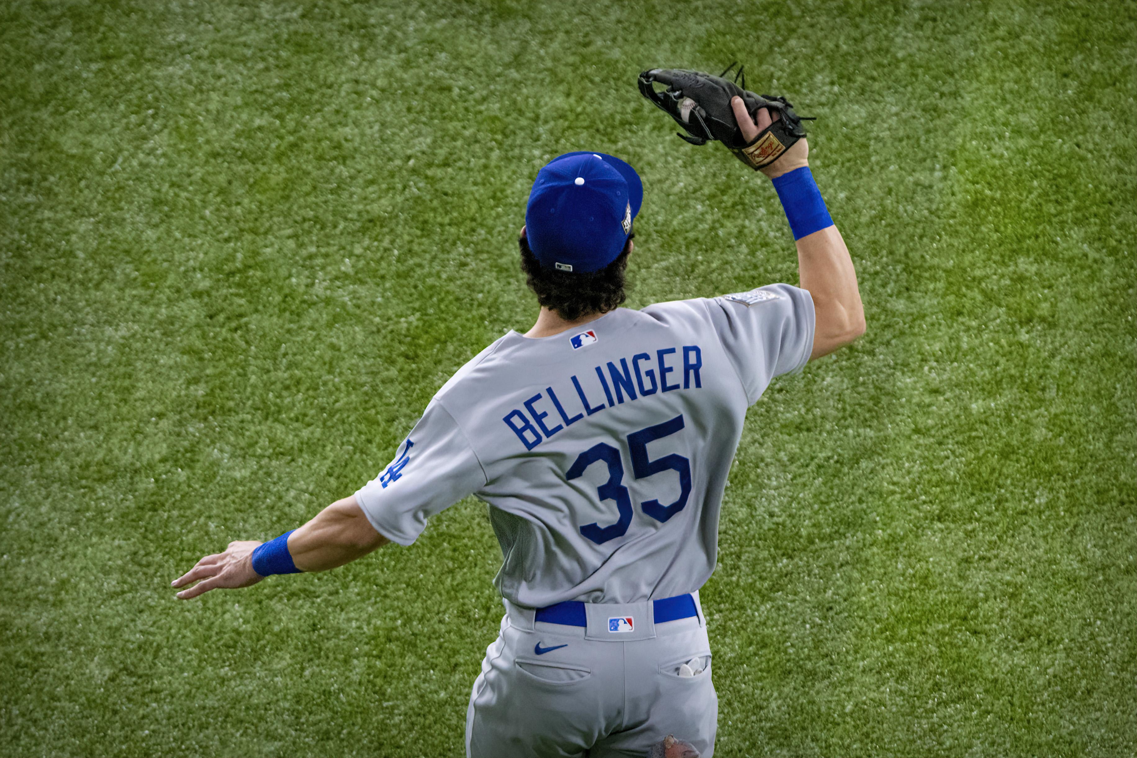 Les Dodgers s'entendent avec Cody Bellinger