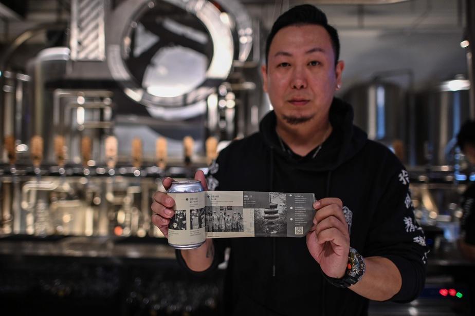 Wuhan raconte son épidémie dans une bière