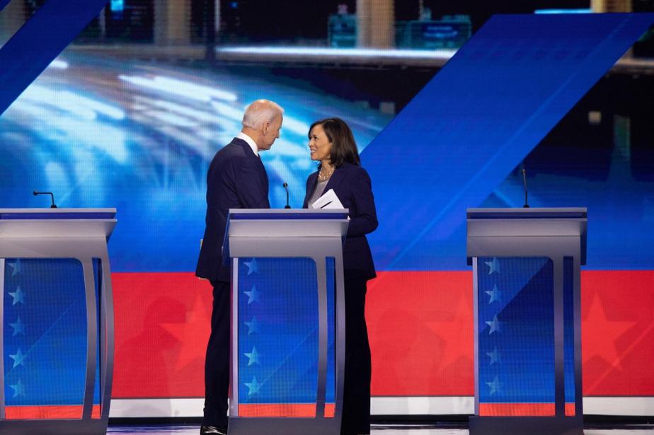 Harris-Biden: prochaine étape? Battre Trump