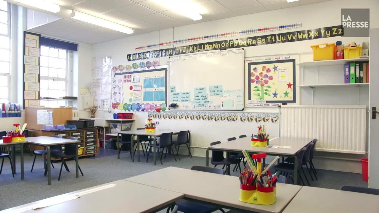 Rentrée: une école pourrait être fermée en cas d'éclosion de COVID-19