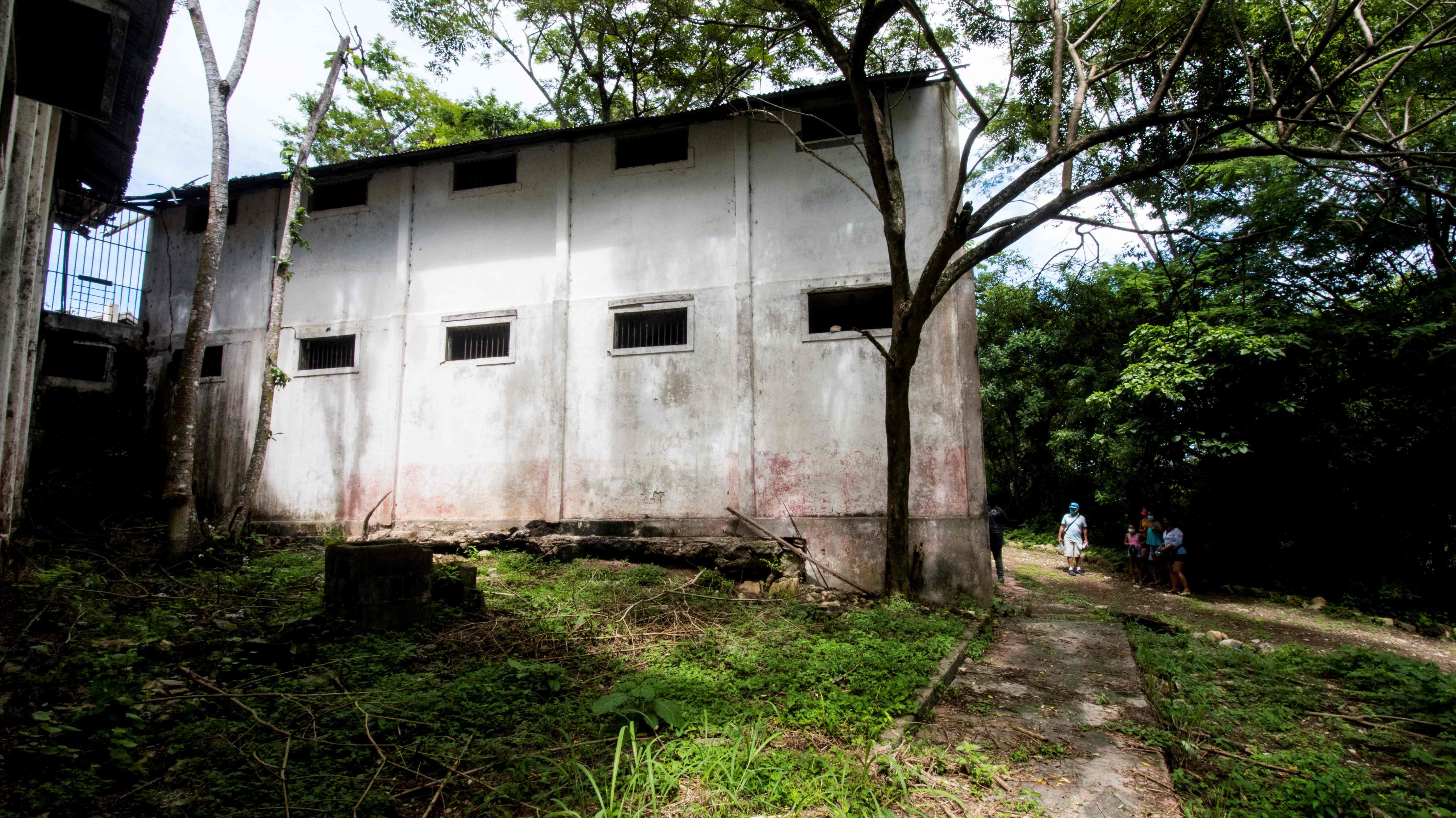 Le Costa Rica transforme une lugubre ?le-prison en paradis touristique