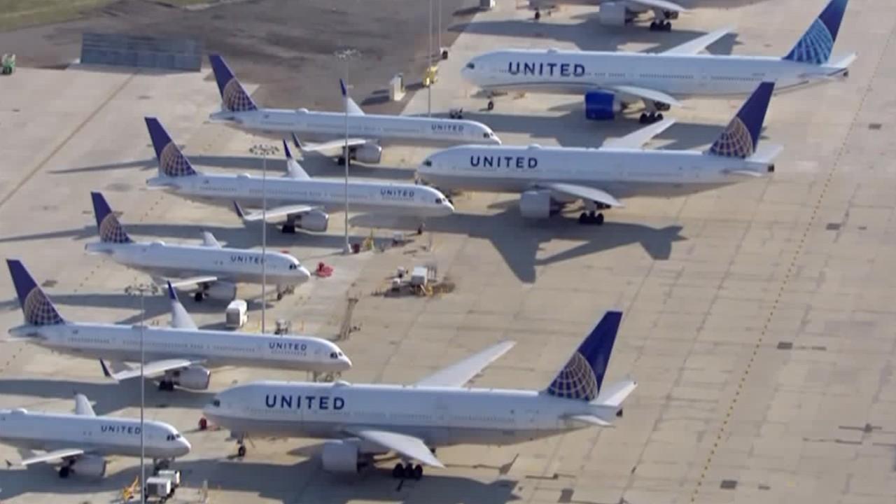 Les compagnies aériennes américaines ont reçu 12,4 milliards d'aides