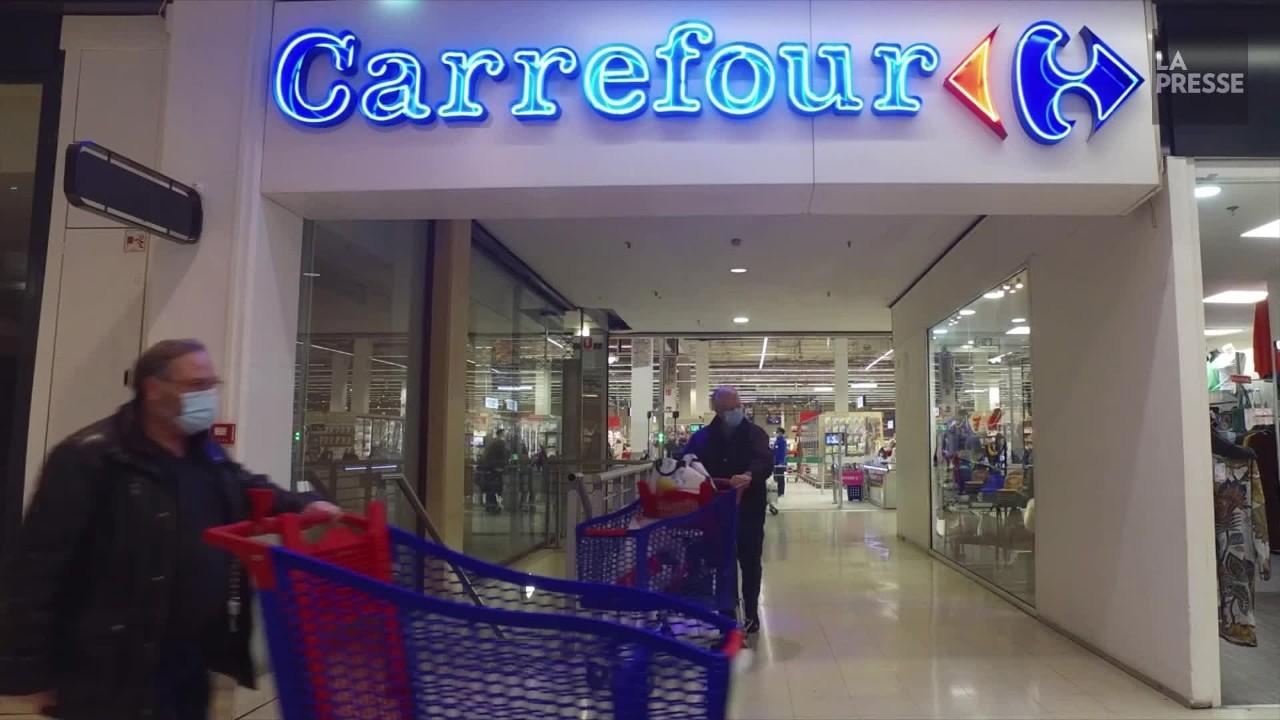 Couche-Tard et Carrefour examinent d'éventuels partenariats