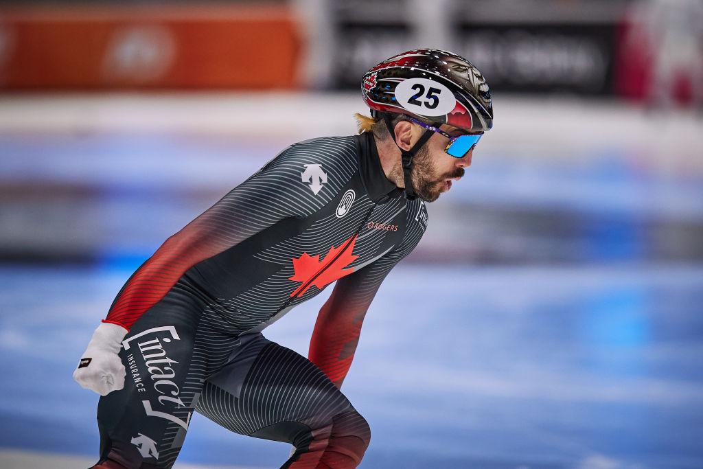 Charles Hamelin champion du monde au 1500 m