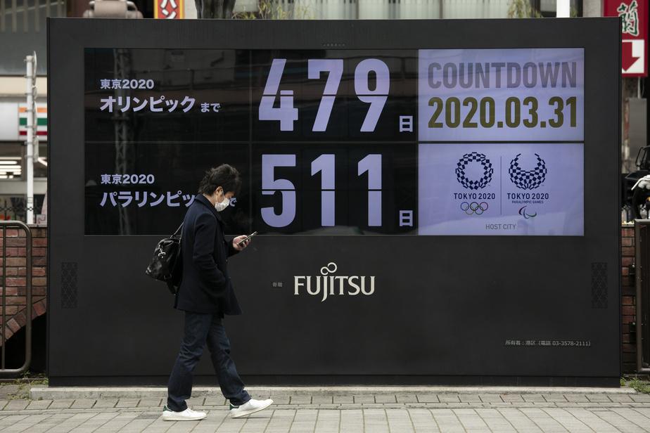 Le compte à rebours des Jeux de Tokyo a repris