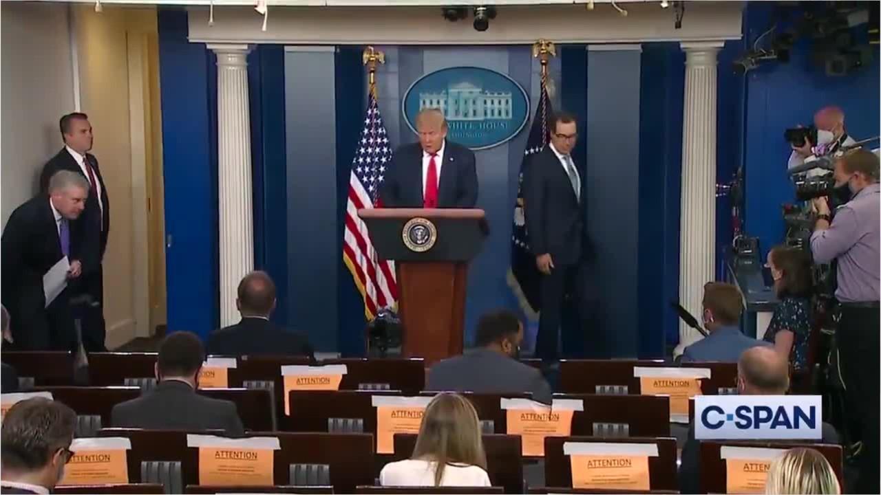 Créations d'emplois: Trump salue des chiffres «spectaculaires»